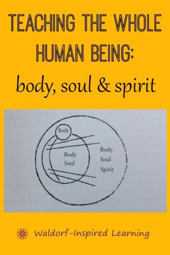 Teaching the Whole Human Being: Body, Soul & Spirit