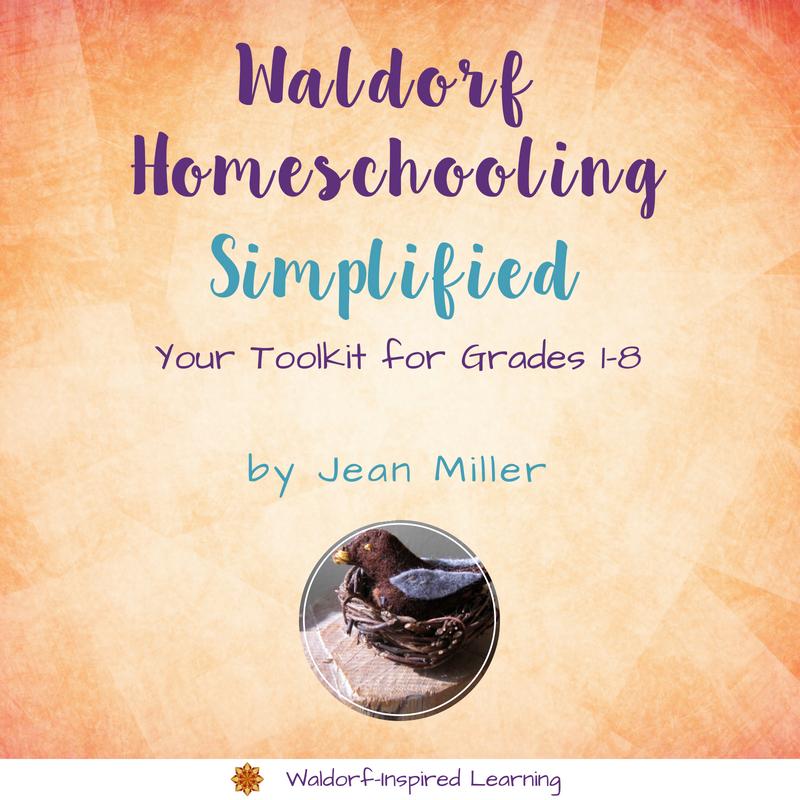 Waldorf Homeschooling - Simplified