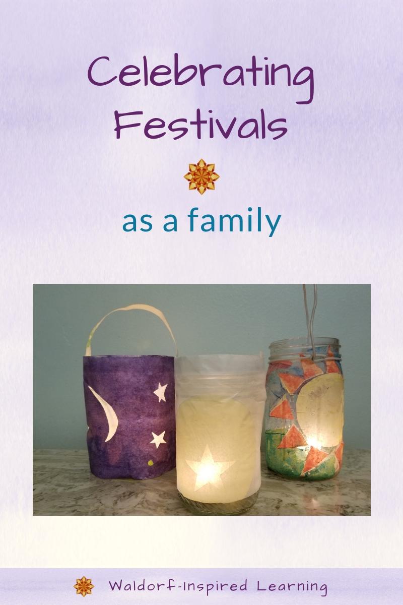 Celebrating Festivals as a Family